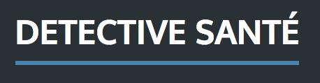 Detective Santé : le blog logo
